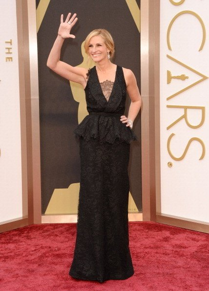 Julia Roberts Wearing Givenchy