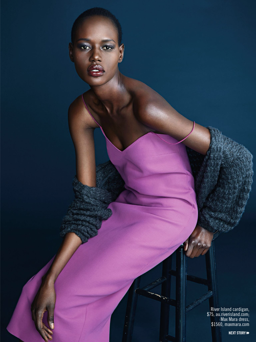 Ajak-Deng-Sunday-Style-Australia-March-FAB-Magazine (2)