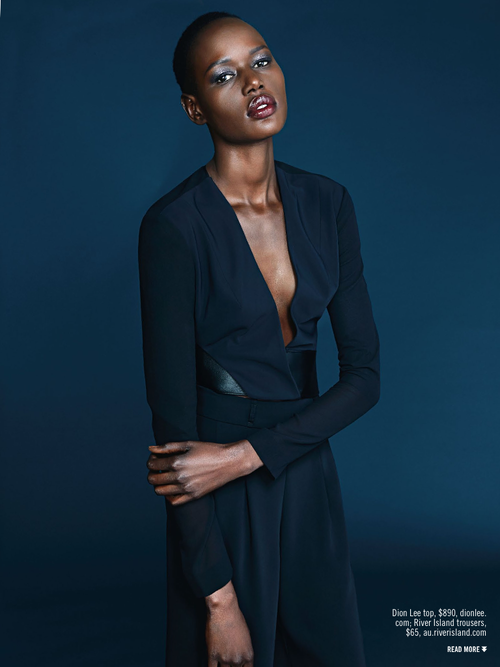 Ajak-Deng-Sunday-Style-Australia-March-FAB-Magazine (3)