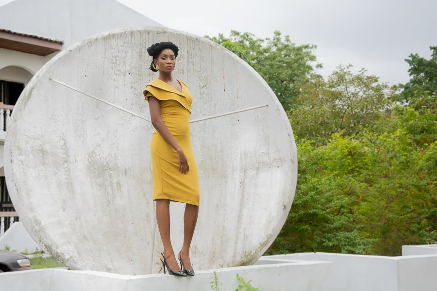 FAB-Fashion-Damilola-Adegbite-In-Lady-Biba's-Carina-Dress-Shop-The-Look-FAB-Magazine (2)