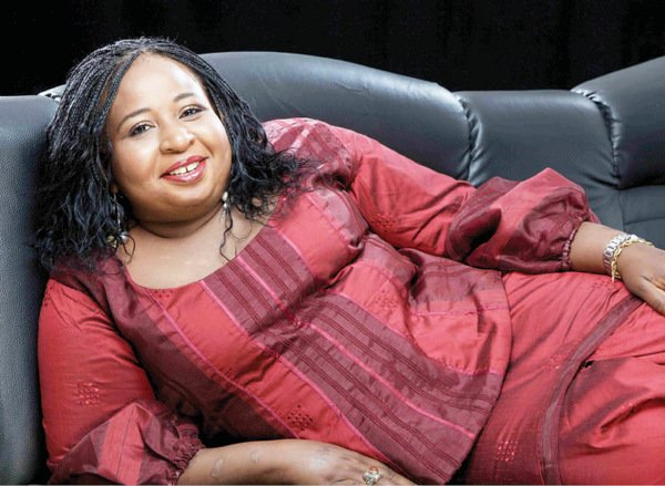 Peace Anyiam-Osigwe, CEO of AMAA