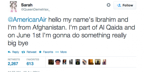 14-year-old-tweets-at-American-Airlines-FAB-Magazine