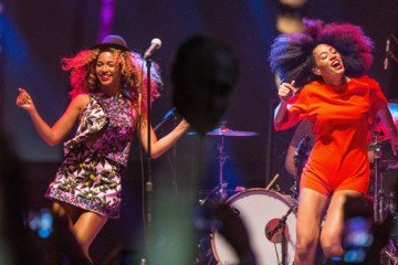 FAB Fashion Beyonce Knowles-Carter And Solange Knowles At 2014 Coachella Valley Music And Arts Festival FAB Fashion (1)
