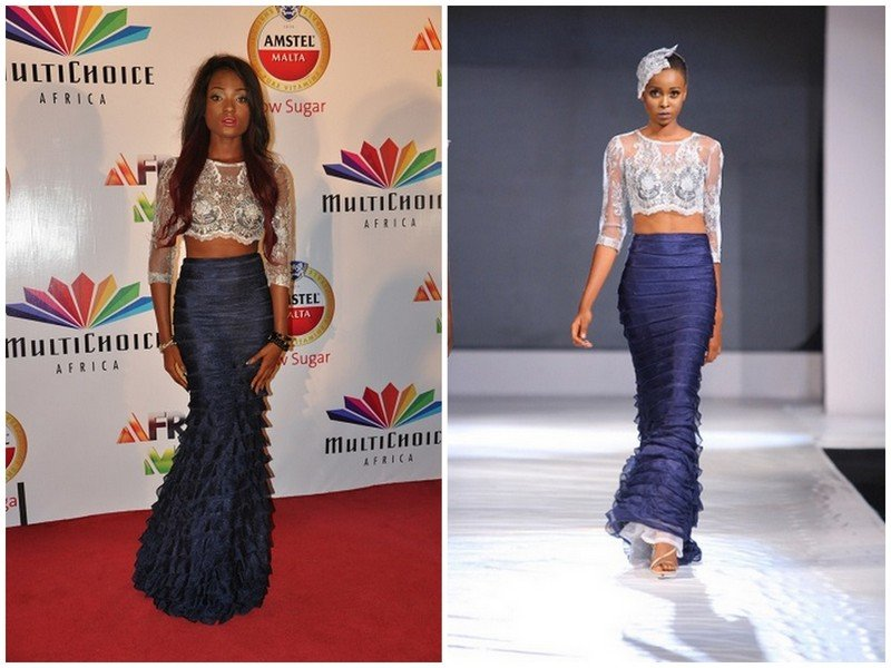 Fab Fashion Style Celebration 7 African Brands Efya Rocked And Killed Fab Blog