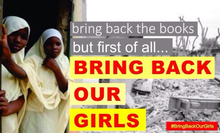 FAB Opinion Media & National Inattention! Who Is Really Looking For The Abducted School Girls FAB Magazine (1)