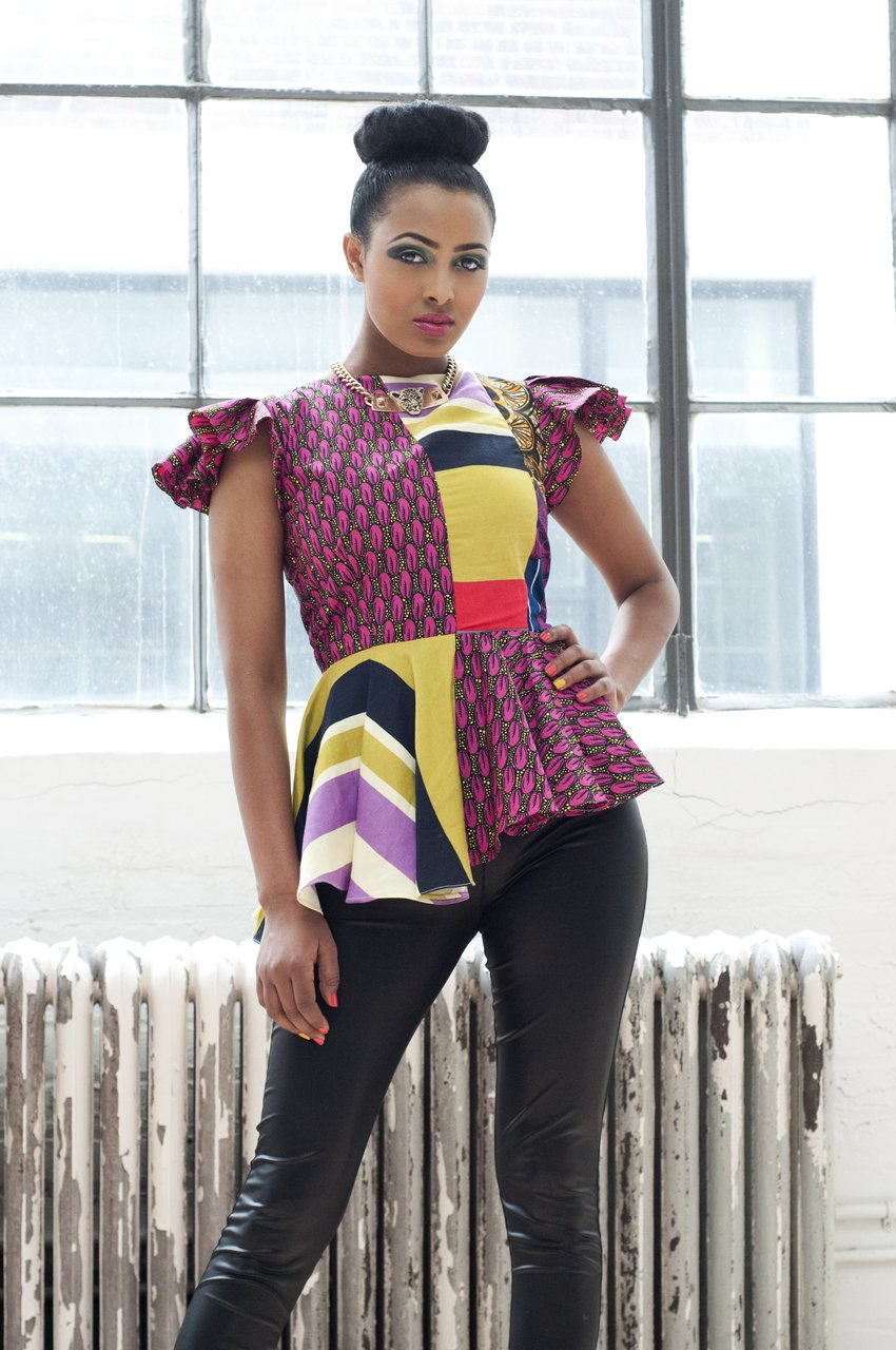 Kaela Kay By Catherine Addai Unveils SpringSummer 2014 Collection FAB Magazine (10)