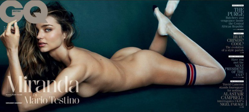 Miranda-Kerr-Gets-Naked-For-GQ-UK-May-2014-Issue-FAB-Magazine (2)