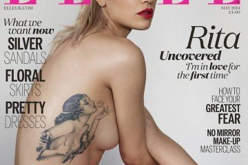 Rita-Ora-goes-topless-for-ELLE-UK-May-2014-FAB-Magazine