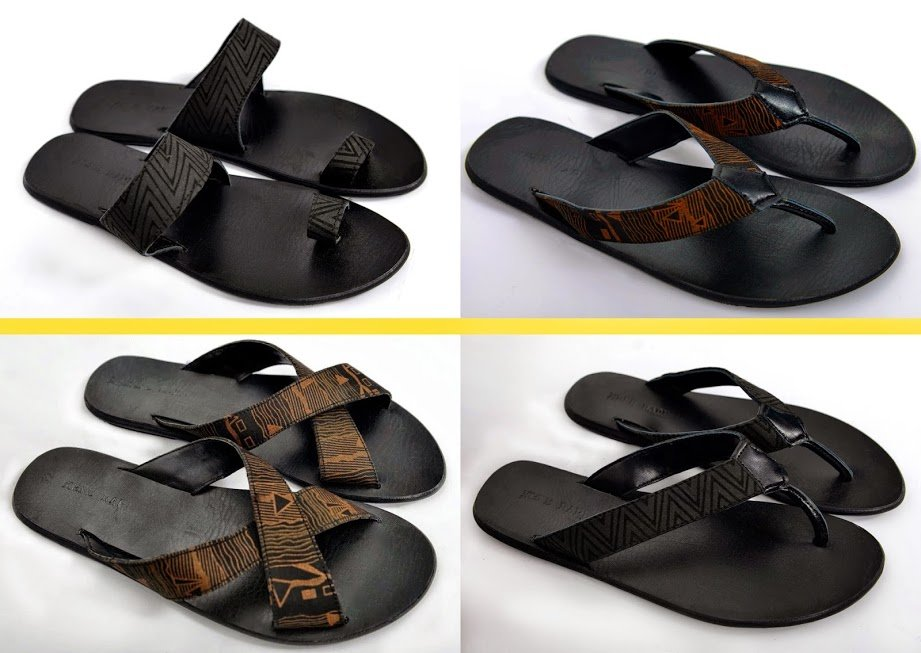 Slippers By Kene' Launches 2014 Resort Collection FAB Magazine (1)
