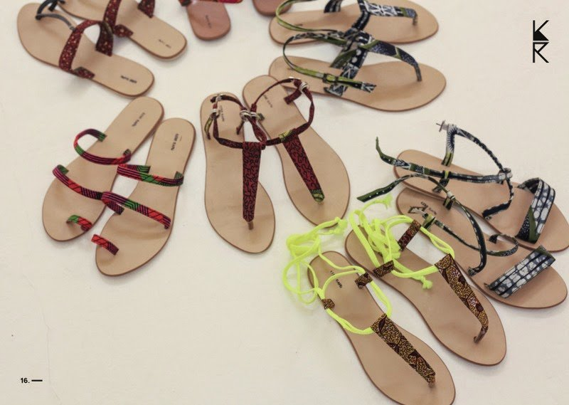 Slippers By Kene' Launches 2014 Resort Collection FAB Magazine (10)