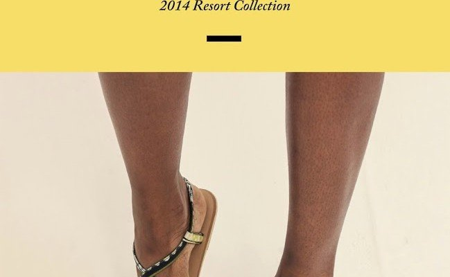 Slippers By Kene' Launches 2014 Resort Collection FAB Magazine (2)