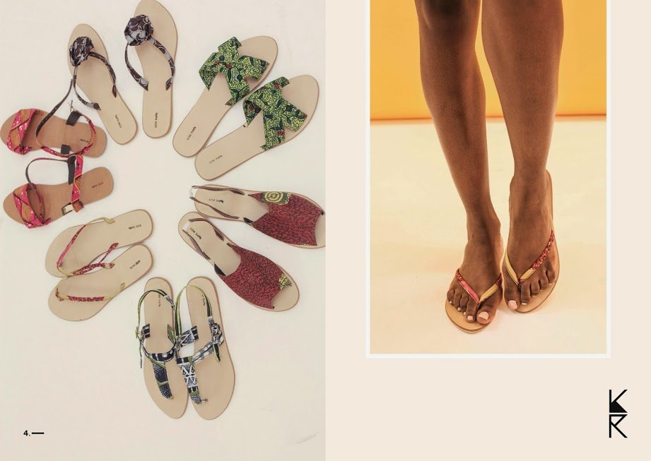 Slippers By Kene' Launches 2014 Resort Collection FAB Magazine (4)