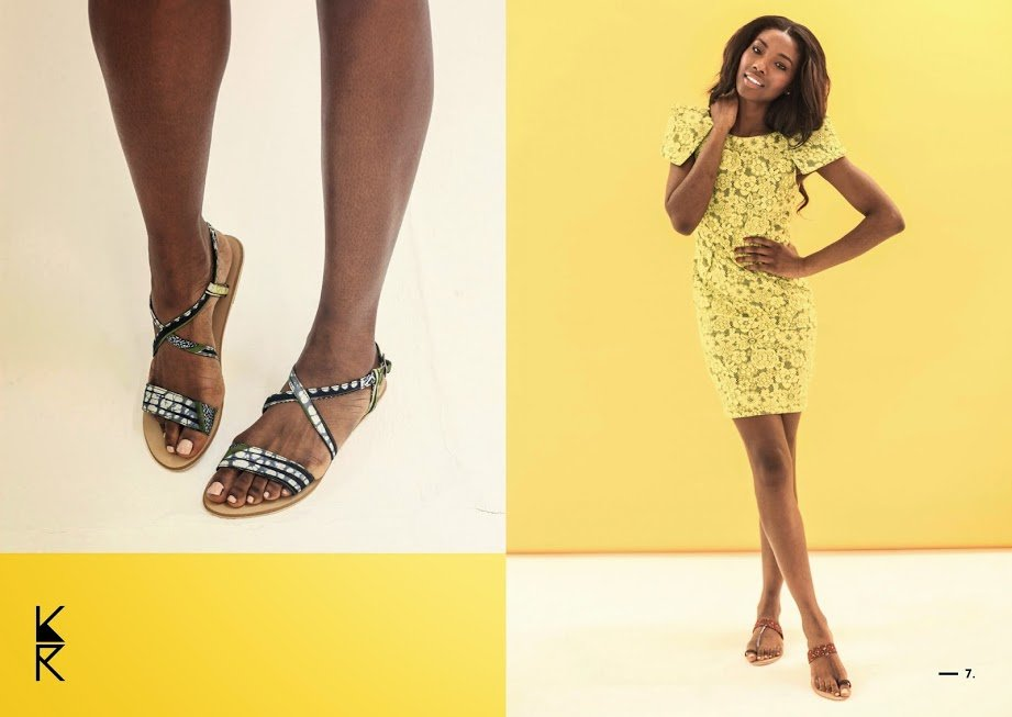 Slippers By Kene' Launches 2014 Resort Collection FAB Magazine (5)
