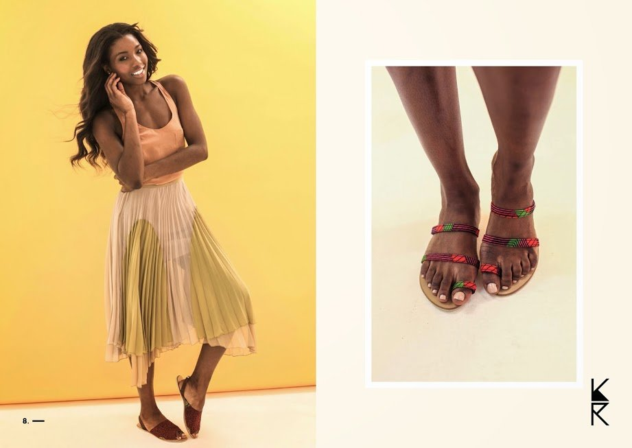 Slippers By Kene' Launches 2014 Resort Collection FAB Magazine (6)