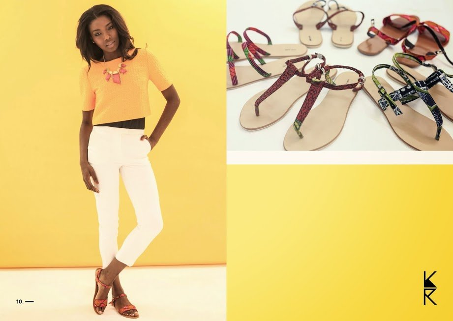 Slippers By Kene' Launches 2014 Resort Collection FAB Magazine (7)