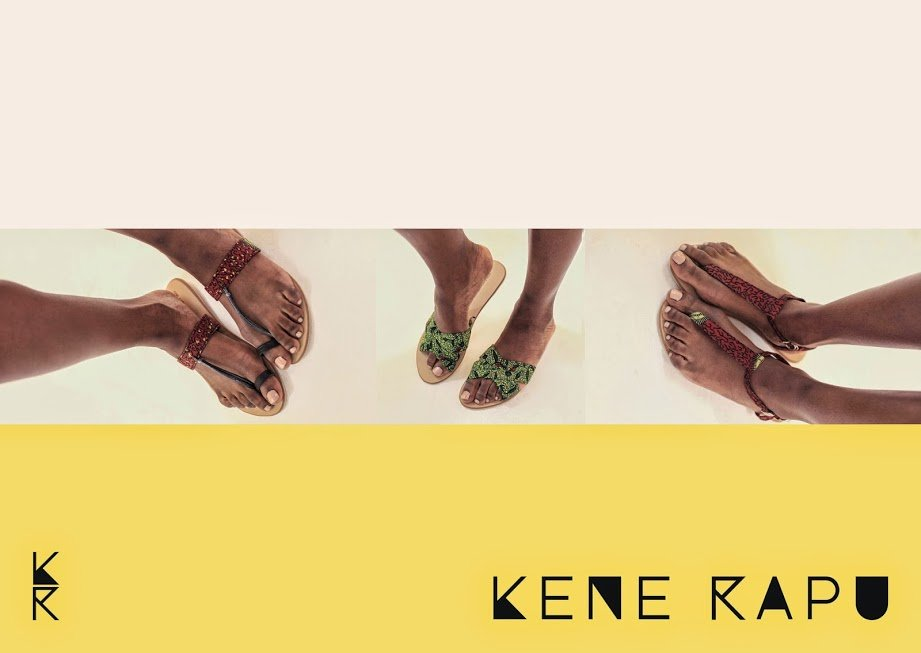 Slippers By Kene' Launches 2014 Resort Collection FAB Magazine (8)