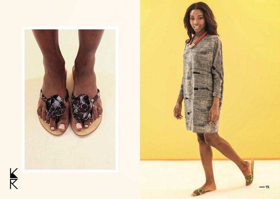 Slippers By Kene' Launches 2014 Resort Collection FAB Magazine (9)