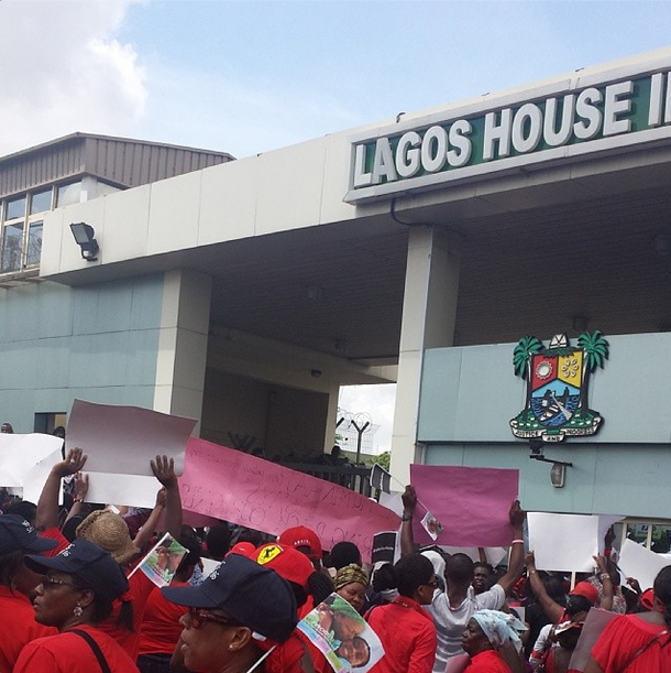FAB News: #BringBackOurGirls Protests Continue As Tiwa