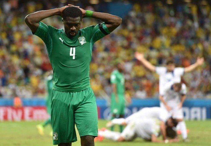 Its Over! Kolo Toure knows this was his last shot at glory