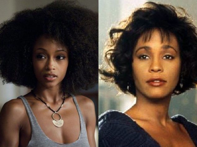 Crown heights own yaya dacosta to star in whitney houston biopic this