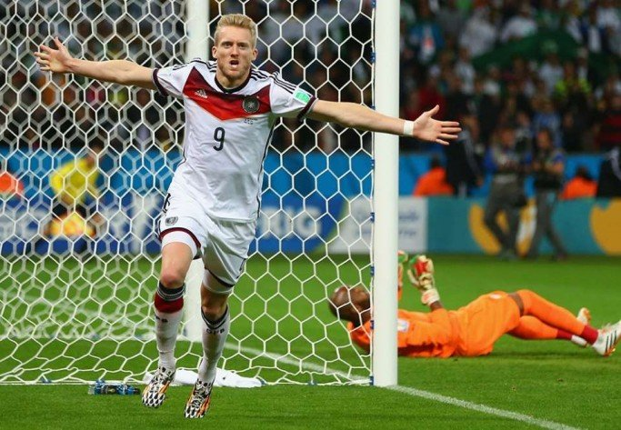 Germany finally breakthrough