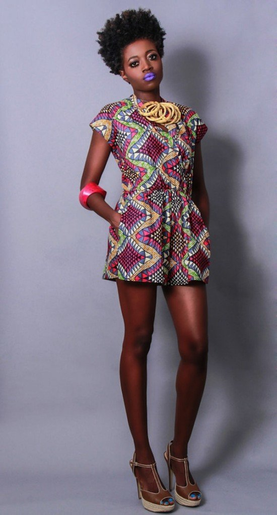 african clothing stores
