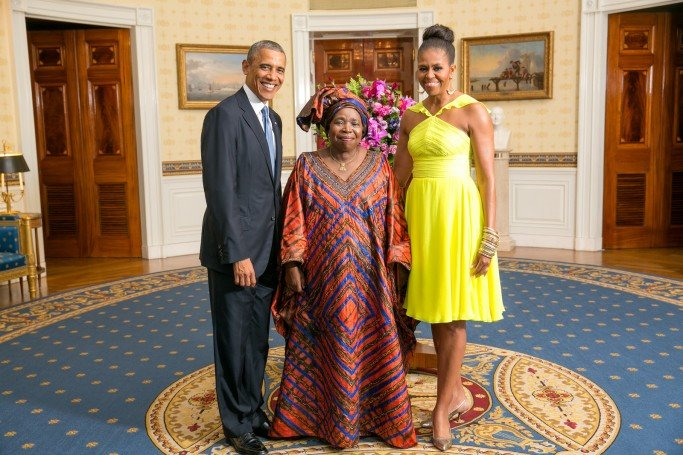 Her Excellency Dr. Nkosazana Clarice Dlamini Zuma, Chairperson of the African Union Commission