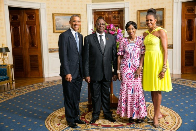 His Excellency Arthur Peter Mutharika, President of the Republic of Malawi