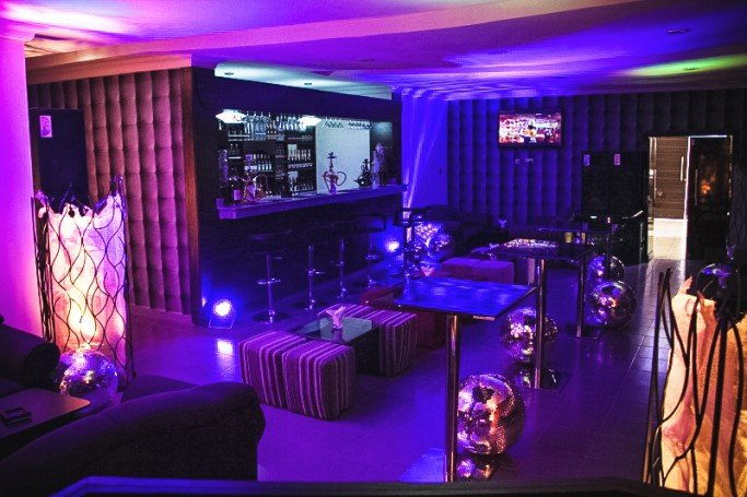 The FAB Lounge Lagos