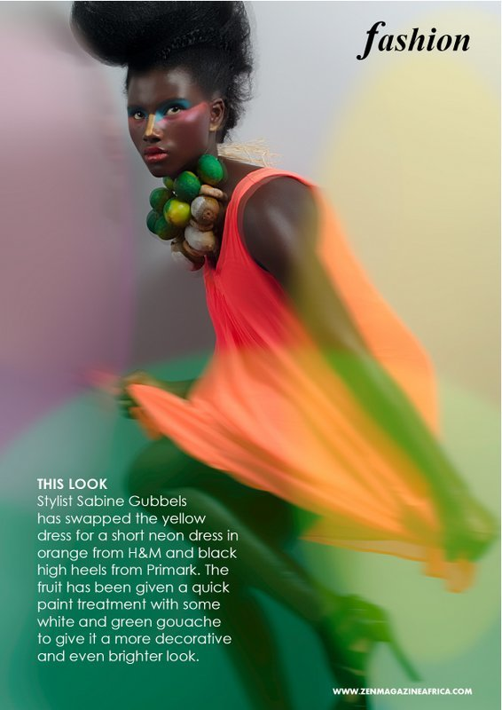 Fruity+necklaces+bold+makeup+Yvonne+Van+dalen+Zen+Magazine-4