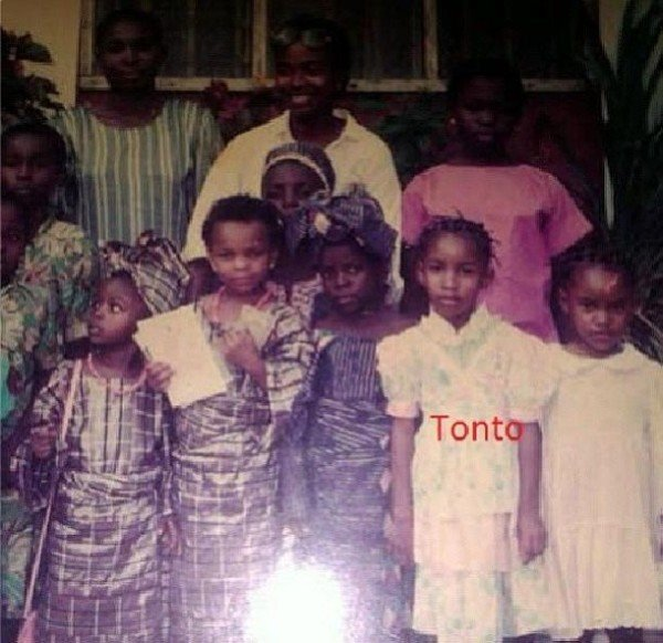 Innocent Tonto Dikeh
