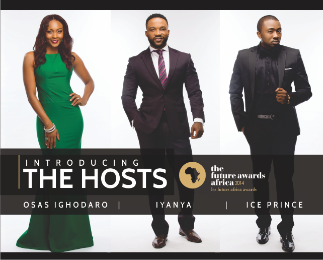 Hosts of TFAA 2014