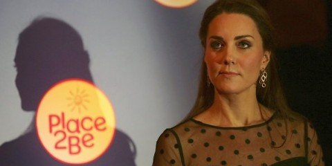 Kate Middleton attends the Place2be Wellbeing in Schools Award