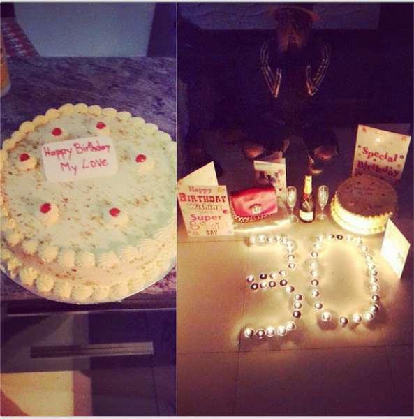 Birthday! Annie Idibia Turns 30; Gets Pleasant Surprise From Husband ...