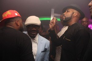 Banky W and DJ Jimmy Jatt