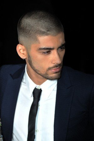 fabmagazineonline_Former 'One Direction' member Zayn Malik at the Asian Awards