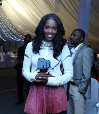 FAB Most Stylish Female Artist - Tiwa Savage