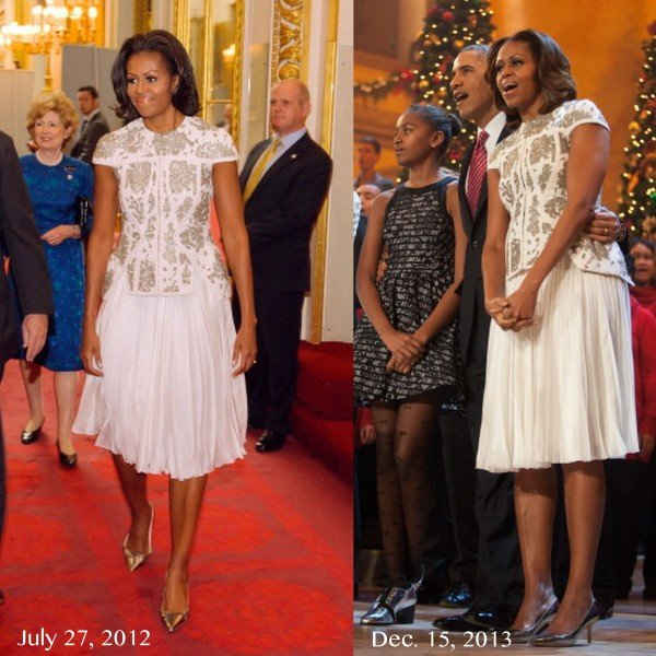Ab Fab 50: FAB Fashion: 50 And Fabulous! First Lady, Michelle Obama
